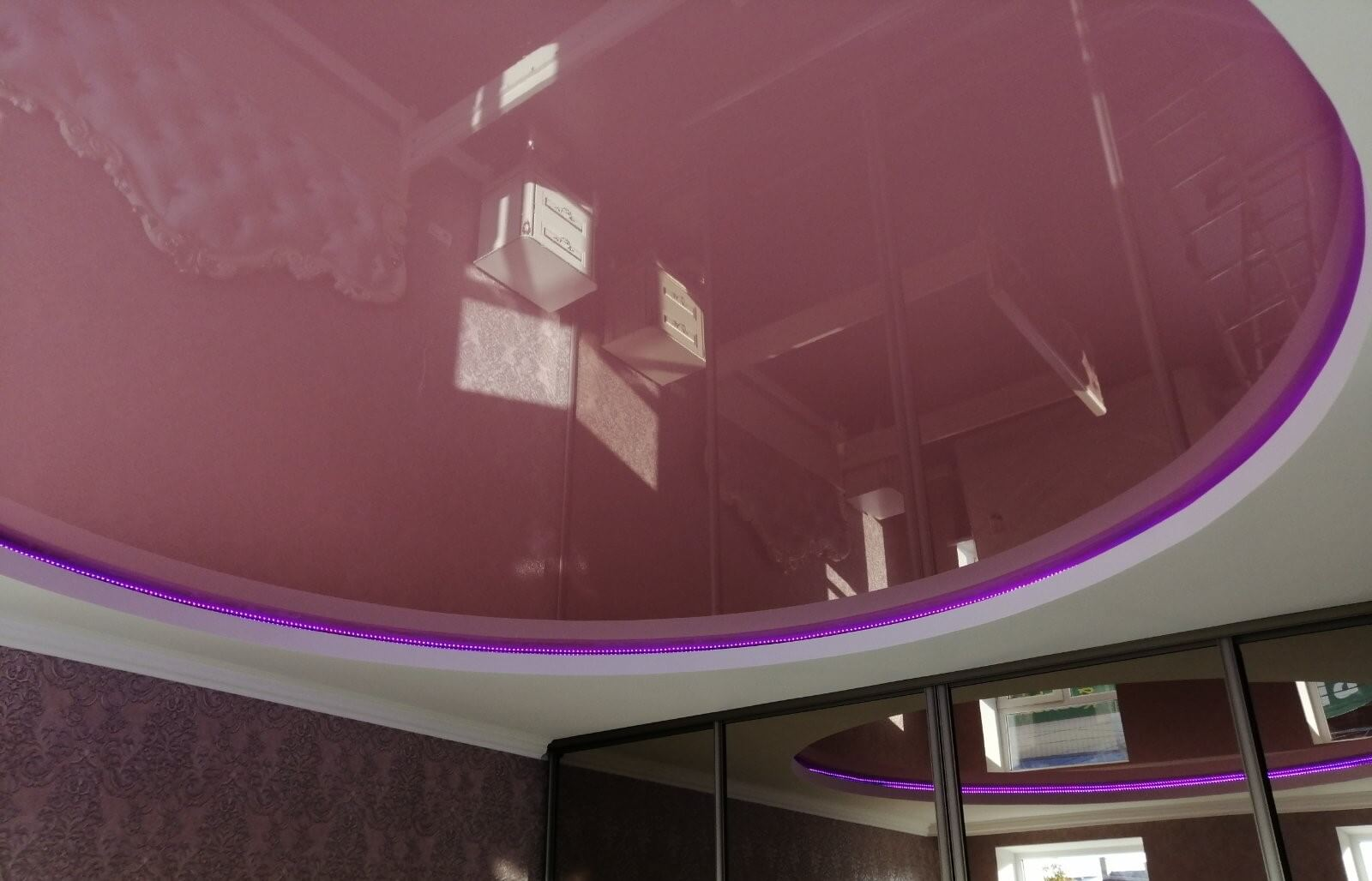 napínané stropy cenník